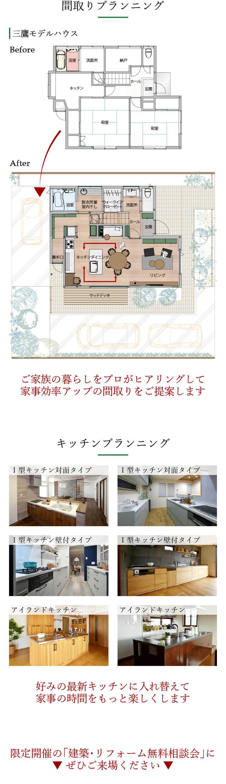 建築・リフォーム無料相談会