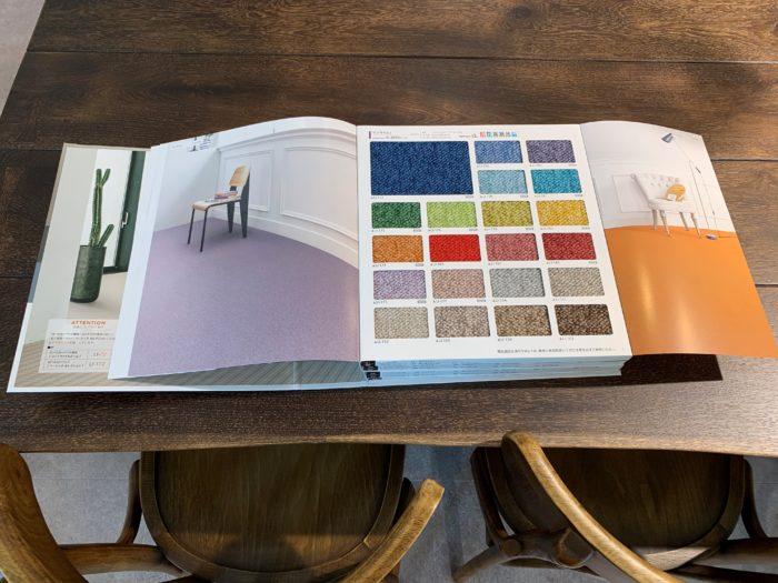 壁紙や床材サンプル|吉祥寺・武蔵野市でリフォームするならONOYA東京 吉祥寺ショールーム