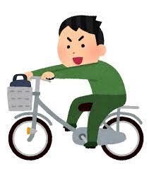 真夏の自転車通勤|吉祥寺・武蔵野市でリフォームするならONOYA東京 吉祥寺ショールーム